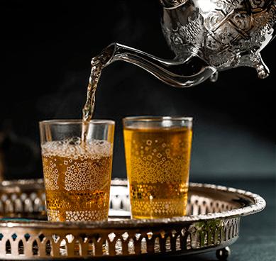 Bebida Marruecos